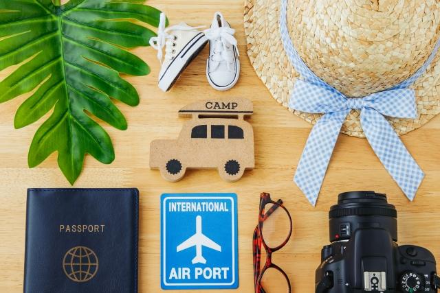 旅行の準備その1「持ち物チェックリスト」