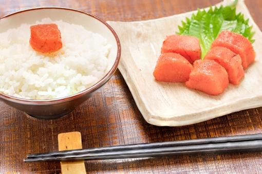 たらこはいつから何歳から食べれる?生や塩分,アレルギーの影響は?