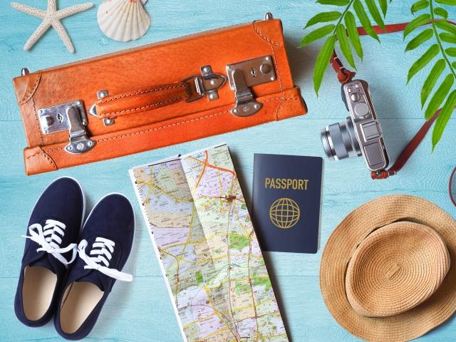 旅行の準備その2「本当に必要?荷物を少なくするコツ」