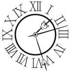 【断捨離の心得】時間を決める