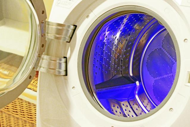 重曹で洗濯機を掃除するコツ!ドラム式と縦式の気を付けるポイント