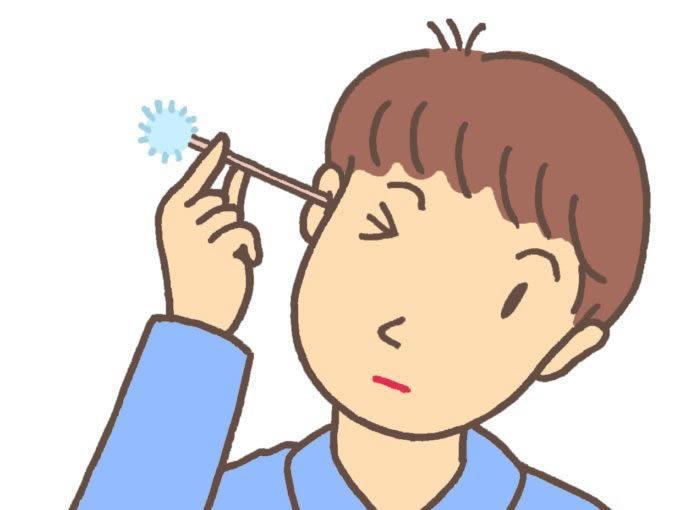 耳垢が湿ってるとワキガなの?乾型と湿型の違いや耳掃除のコツ!