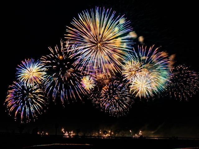 尾張津島天王祭夏まつり2019の日程・交通規制・駐車場・花火の見どころや穴場!
