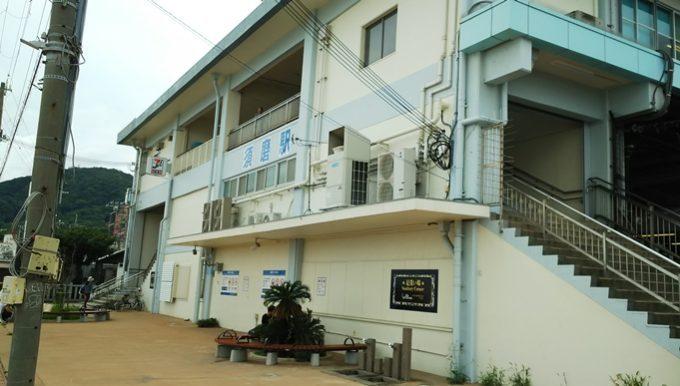 ビーチを歩いて須磨海浜水族園へ。海を感じる須磨駅ルート!!1