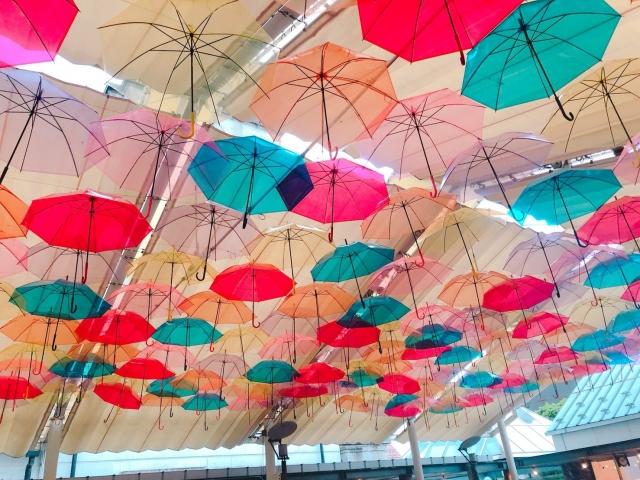 傘のかっこいい持ち方や危険な持ち方!正しい傘のマナーとは?