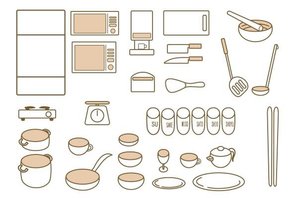 キッチンのシンプルライフのやり方は?