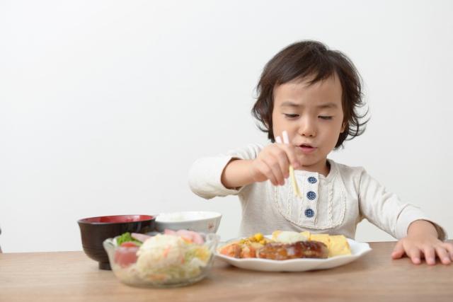子供の箸はいつから?練習に最適な長さと時期、エジソン箸のデメリット