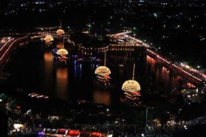 尾張津島天王祭2019の日程・時間・場所など