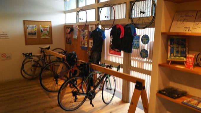 【ランチおススメ】転車好きが集まるナチュラル系のカフェ、CHARI-CAFE POTTER2