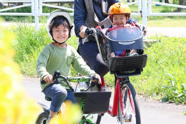 子供自転車用ヘルメット【1歳向け】口コミで評判おすすめ人気5選!