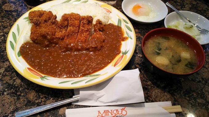 【阪神梅田駅】ミンガスで仕事の前に朝カレーを。モーニングサービスも人気のカレースタンド!2