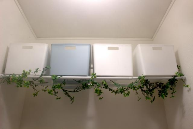 収納が少ない家の工夫は?狭い部屋の収納や片付けのアイデア5選!