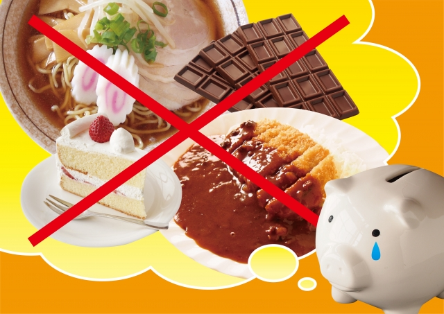 糖質制限ダイエット中で食べていけないものとは?
