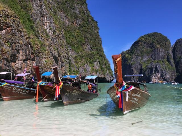 タイのプーケットで、アクティブな旅を!