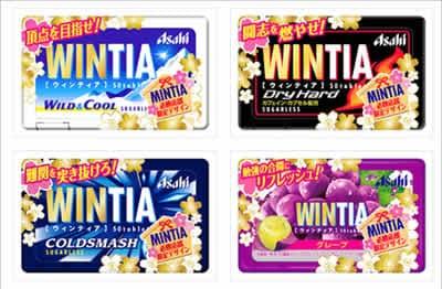 【WINTIA】(MINTIA)ミンティア