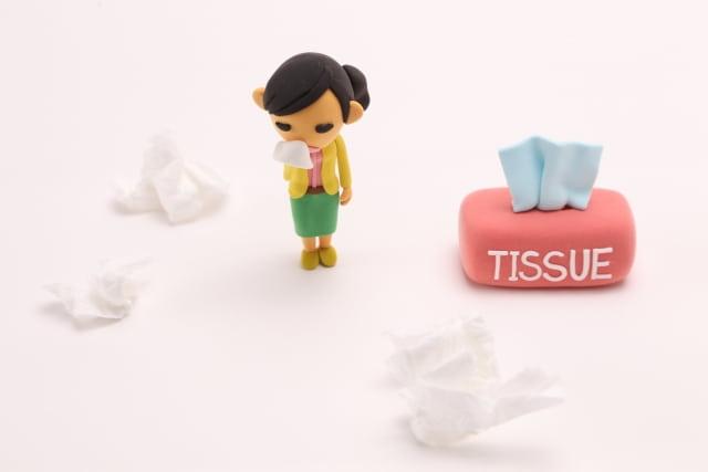 くしゃみがよく出る原因とくしゃみが止まらない対処法