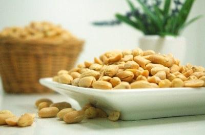 ピーナッツの特徴
