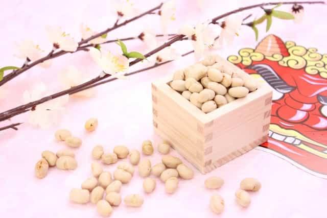 節分の昔の風習の今と違いは?豆まきや恵方巻き,鬼は外 福は内,の掛け声や意味