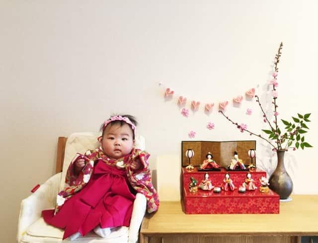 初節句が女の子の場合の雛人形は誰が買うもの?決まりやしきたりはあるの?